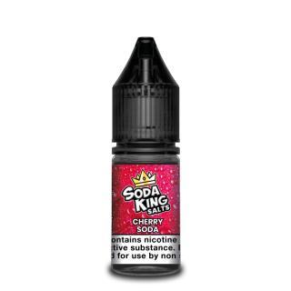 Soda King Cherry Soda Nicotine Salt