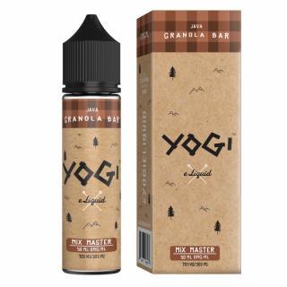 YOGI Java Granola Bar Shortfill