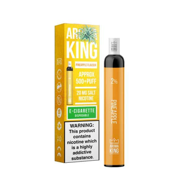 Pineapple Disposable by Aroma King