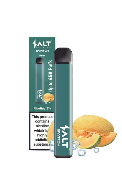 Melon Ice Disposable by Salt Switch