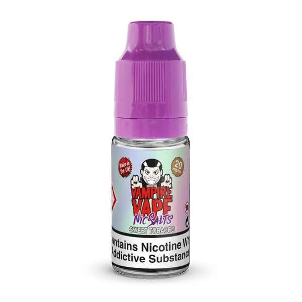 Sweet Tobacco Nicotine Salt by Vampire Vape