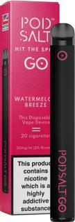 Pod Salt Watermelon Breeze Disposable Vape