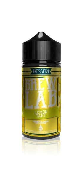 Lemon Tart Shortfill by Brew Lab