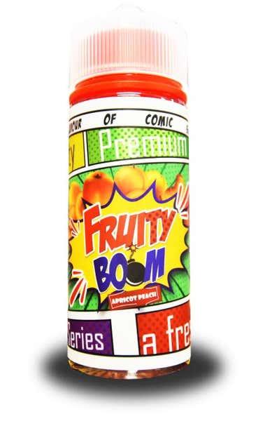 Apricot Peach Shortfill by Fruity Boom