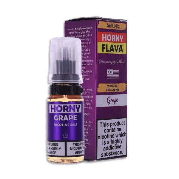 Grape Nicotine Salt by Horny Flava