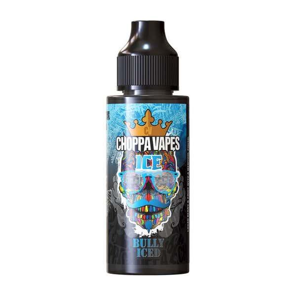 Bully Iced Shortfill by Choppa Vapes