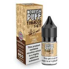 Vanilla Tobacco Nicotine Salt by Moreish Puff