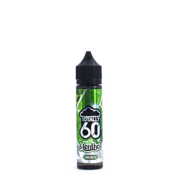 Menthol Mint Shortfill by Totally 60