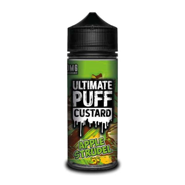Custard Apple Strudle Shortfill by Ultimate Puff