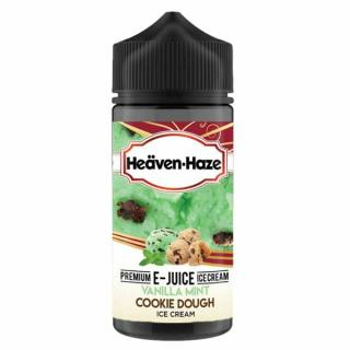 Heaven Haze Vanilla Mint Cookie Dough Shortfill