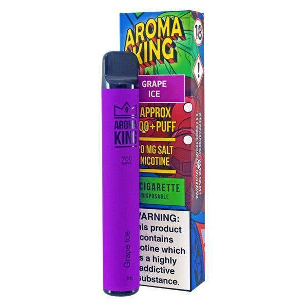 Grape Ice Disposable by Aroma King