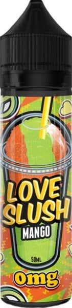 Mango Slush Shortfill by Love Slush