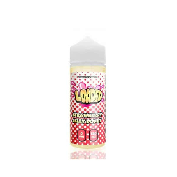 Strawberry Jelly Shortfill by Loaded