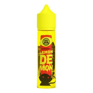 Lemon Demon Strawberry Shortfill