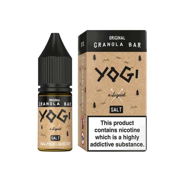 Original Honey Granola Bar Nicotine Salt by YOGI
