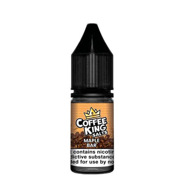 Maple Bar Nicotine Salt by Coffee King