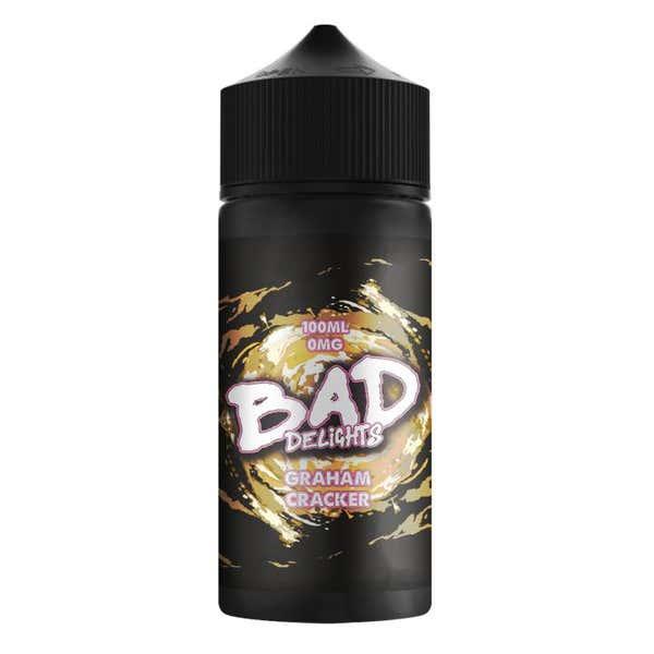 Graham Cracker Shortfill by BAD Juice
