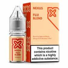 Fuji Blend Nicotine Salt by Nexus
