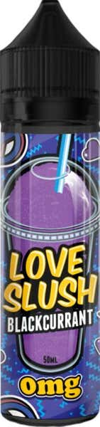 Blackcurrant Slush Shortfill by Love Slush