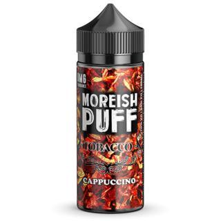 Moreish Puff Capuccino Tobacco Shortfill