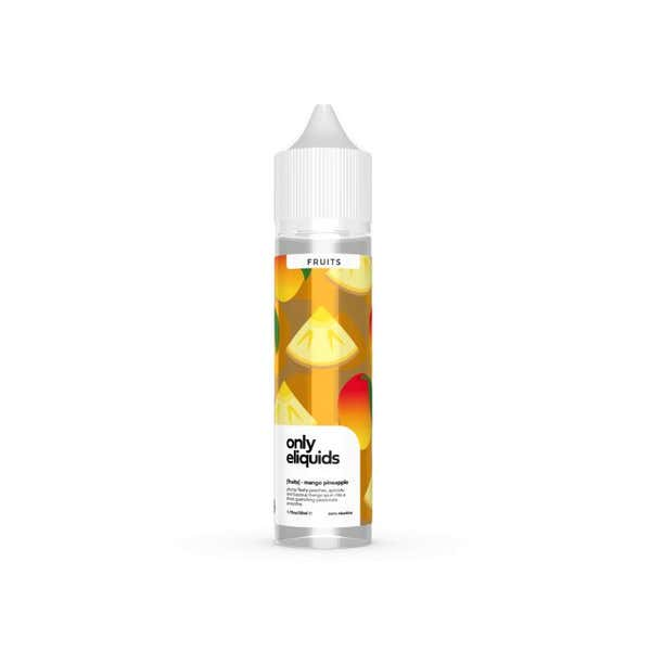 Mango Pineapple Shortfill by Only