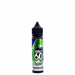 Totally 60 Blackcurrant Menthol Shortfill