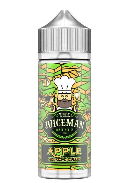 Apple Cinnamon Muffin Shortfill by The Juiceman