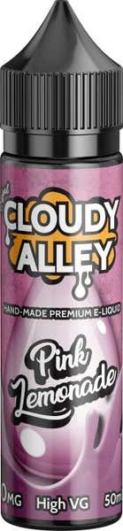 Pink Lemonade Shortfill by Cloudy Alley