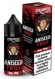 Firehouse Vape Aniseed Twist Regular 10ml