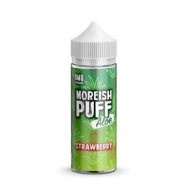 Strawberry Aloe Shortfill by Moreish Puff