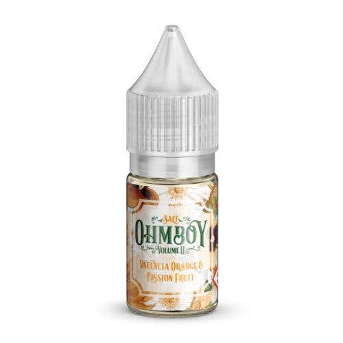 Valencia Orange & Passion Fruit Nicotine Salt by Ohm Boy