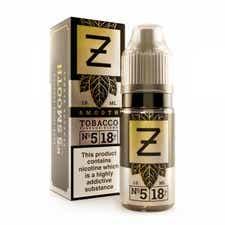 Smooth Tobacco Regular 10ml by Zeus Juice