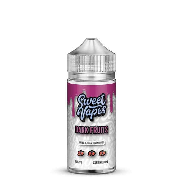 Dark Fruits Shortfill by Sweet Vapes