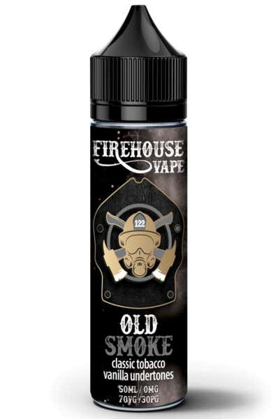 Old Smoke Shortfill by Firehouse Vape