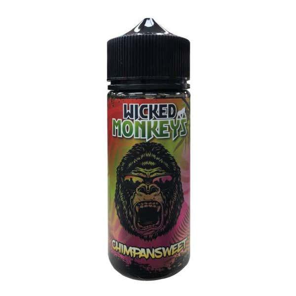 Chimpan Sweet Shortfill by Wicked Monkey