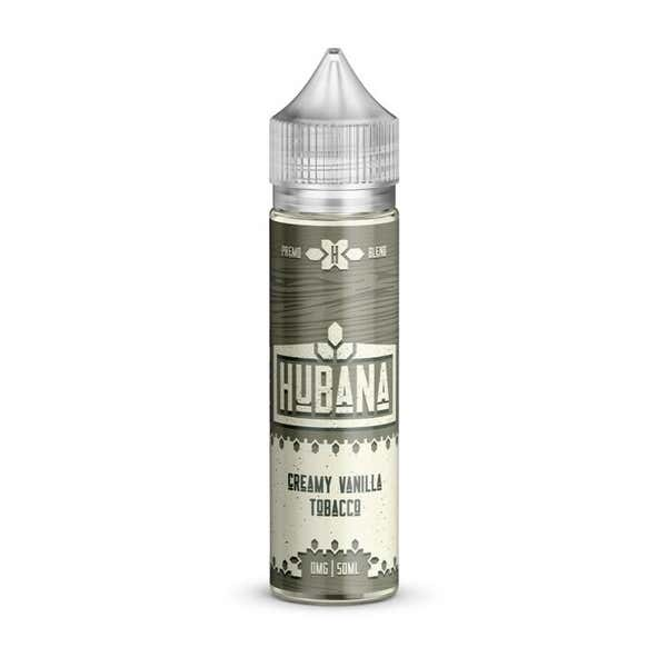 Cream Vanilla Tobacco Shortfill by Hubana