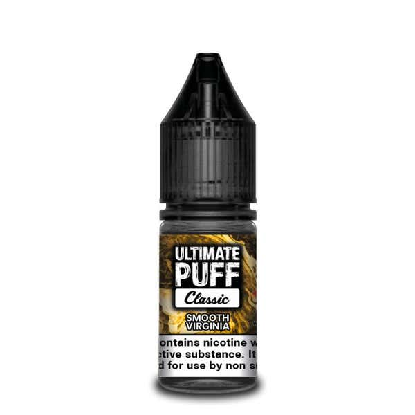 Smooth Virginia Regular 10ml by Ultimate Puff