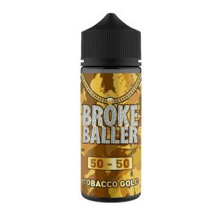 Broke Baller Tobacco Gold Shortfill