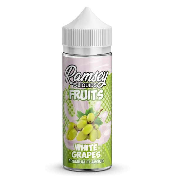 White Grape Shortfill by Ramsey