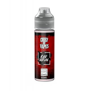 Chief Of Vapes Red Indian Shortfill