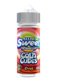 Keep It Sweet Sweet Cola Cubes Shortfill