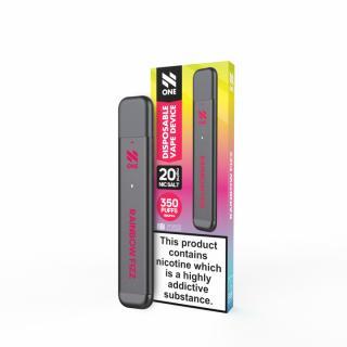 N ONE Rainbow Fizz Disposable Vape