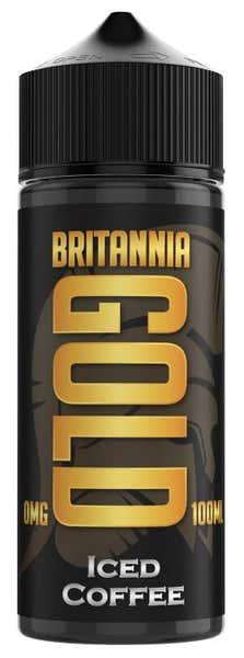 Iced Coffee Shortfill by Britannia Gold