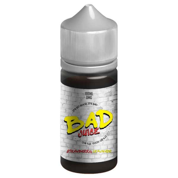 Strawberry Lemonade Shortfill by BAD Juice