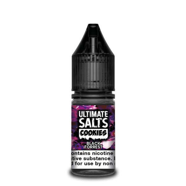 Cookies Black Forrest Nicotine Salt by Ultimate Puff