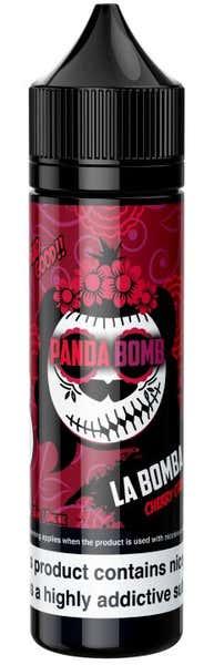 LaBomba Cherry Crumble Shortfill by Panda Bomb