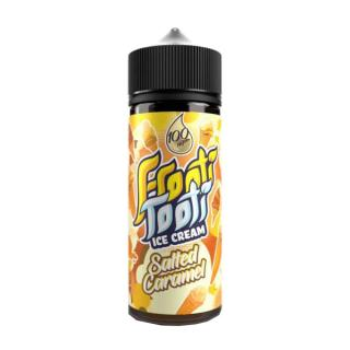 Frooti Tooti Ice Cream Salted Caramel Shortfill