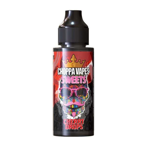 Cherry Drops Shortfill by Choppa Vapes
