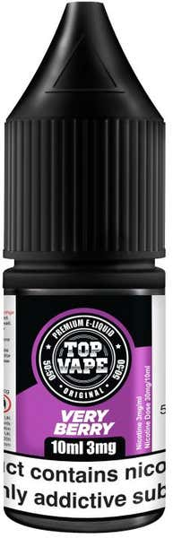 Very Berry Regular 10ml by Top Vape