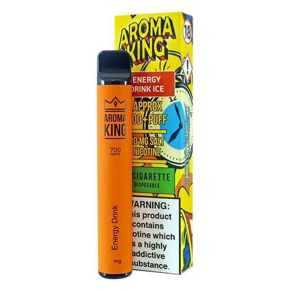 Energy Ice Red Bull Disposable by Aroma King